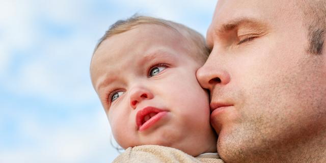 Surpresas da vida de pai